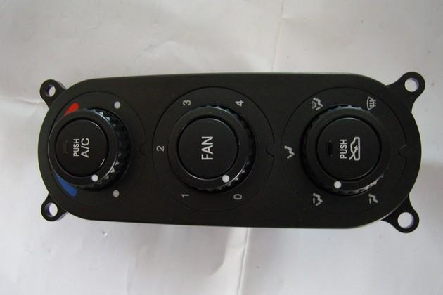 欧曼etx 暖风控制面板